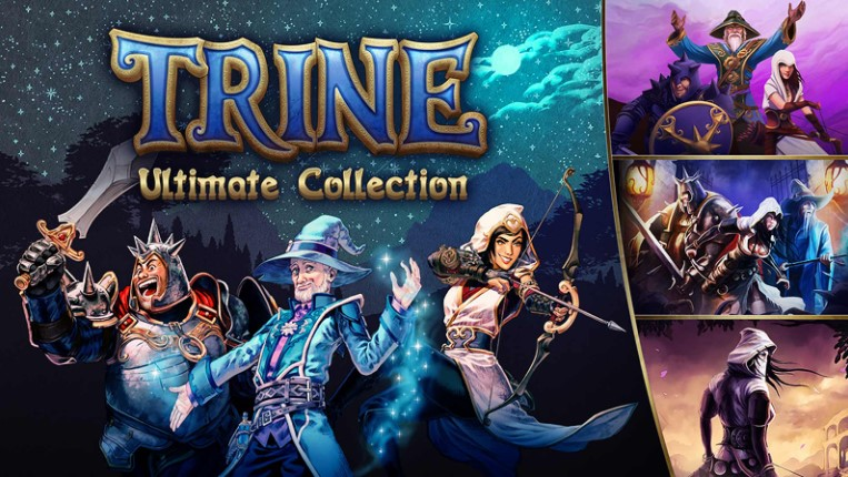 trine ultimate collection ps4